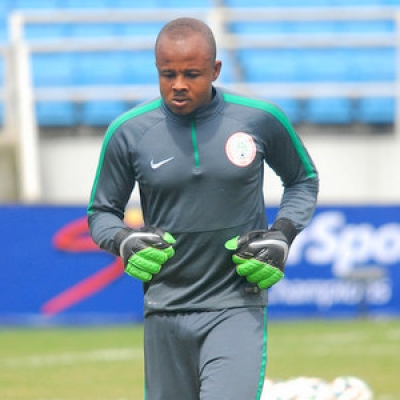 FIFA World Cup qualifier :Ifeanyi Ubah FC goalkeeper Ezenwa to start against Cameroon in Uyo.