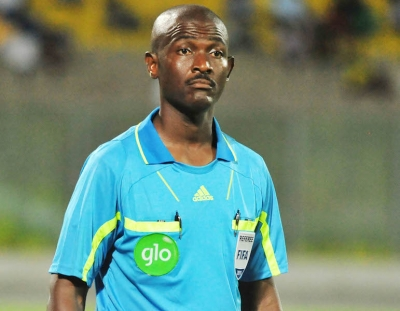 FIFA orders replay of 2-1 W/C qualifier Cup between Senegal,South Africa ,Award Life Ban to Ghana Referee Lamptey.