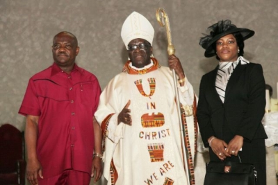 The Catholic Bishop of Port Harcourt is advocating the religious freedom.