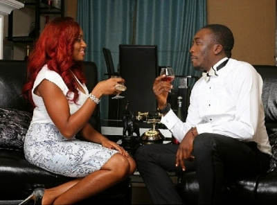 FUNNY!!!  BOVI REACTS TO COMMENT FROM HIS POST ON HIS WIFE'S BIRTHDAY, AS HE CELEBRATES 9TH WEDDING ANNIVERSARY