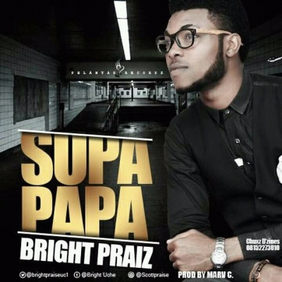 Upcoming Port Harcourt Gospel Artiste Bright Praiz drops dope Single.