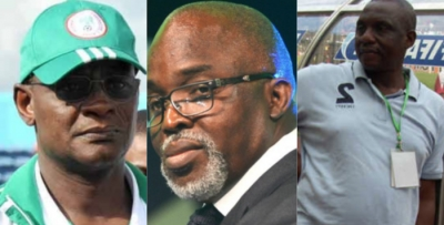 NFF ELECTIONS: GLADIATORS GO TO WAR