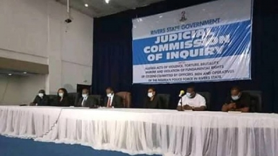 Police brutality: Rivers State judicial Commission of inquiry witnesses more cases