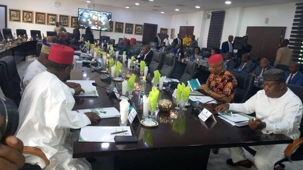South East Governors vote against community policing