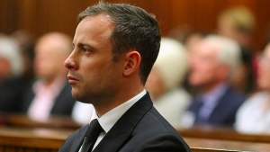 South African Olympian OSCAR PISTORIUS has regained freedom temporarily.