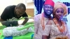 Comedian Buchi and wife Rukkiyah welcome new baby