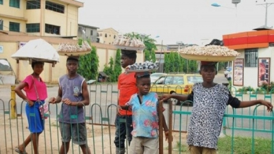 Report: Underage street trading on the increase in Rivers State