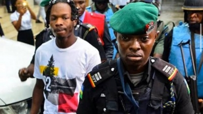 Lockdown: Journalists barred from covering Naira Marley's trial