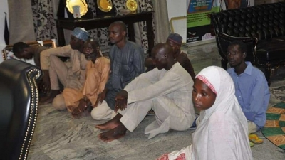 Another Set of Kidnapped Victims Released in Katsina