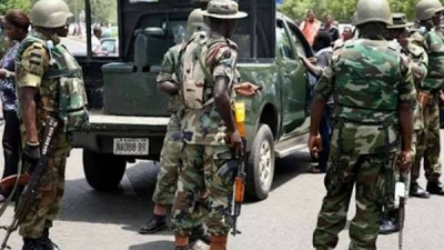 Army arrest illegal arm supplier in Plateau