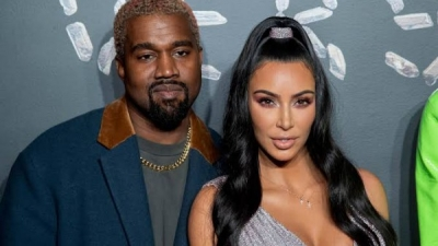 Kim Kardashian reunites with Kanye West