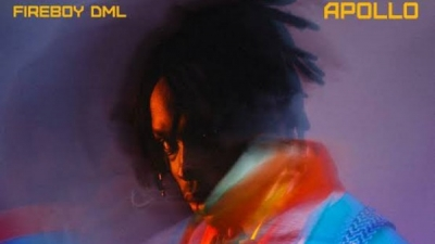 Fireboy releases new album titled APOLLO